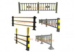 Flexible GuardRail