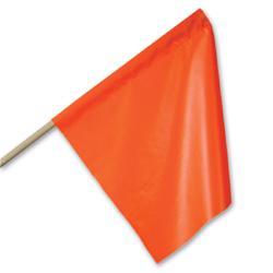 Traffic Control Flag